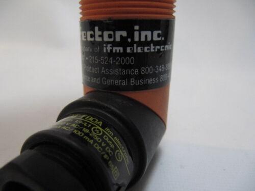 IFM Efector Photoelectric Sensor OIT-FBOA  010002