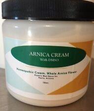 Arnica Cream 16oz with DMSO