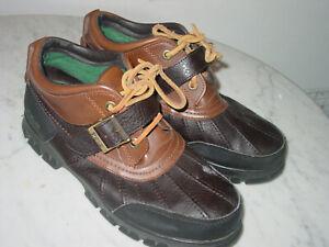 Mens Polo Ralph Lauren Dover 2 Leather
