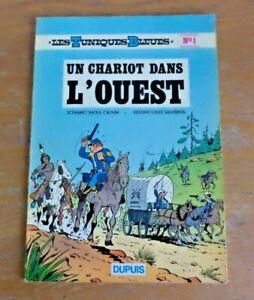 E-O-N-1-les-tuniques-Bleues-034-Un-chariot-dans-l-039-ouest-034-de-1972