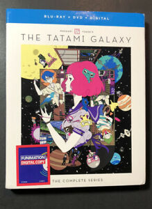 The-Tatami-Galaxy-the-Complete-Series-Blu-ray-DVD-NEW