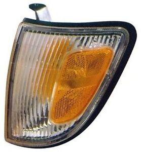 Left Driver Side Corner Light Fits 1997-2000 Toyota Tacoma