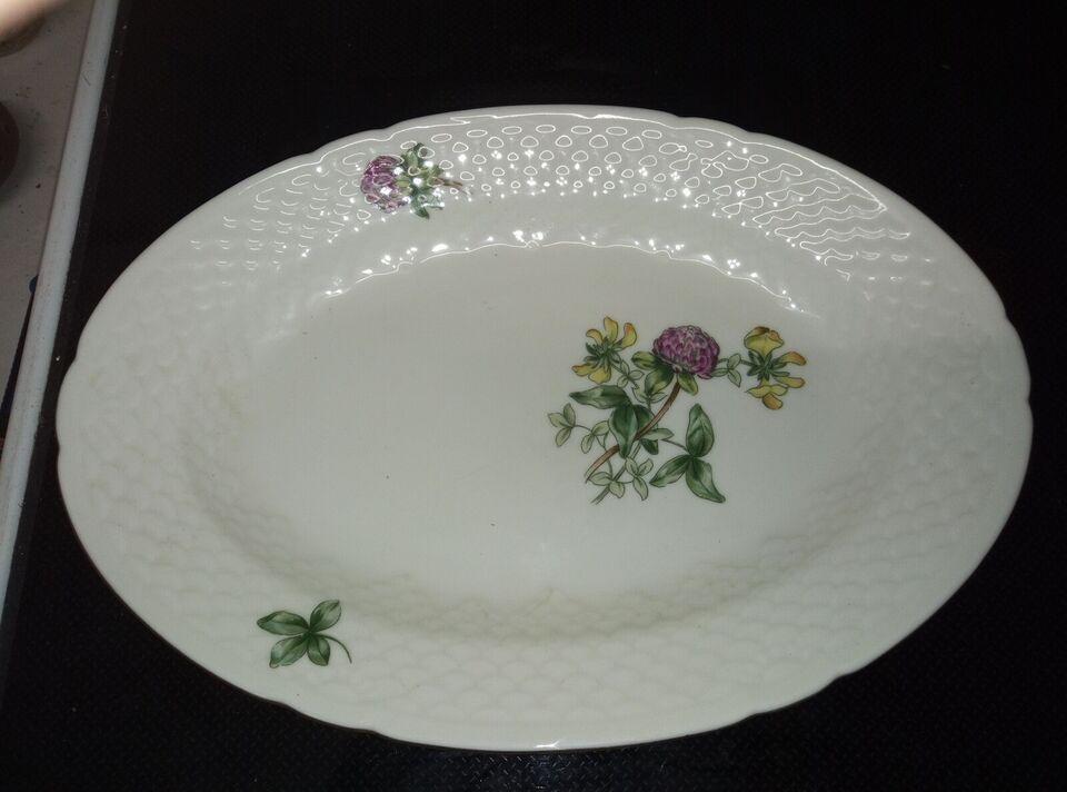 Porcelæn, Fad, Bing & Grøndahl