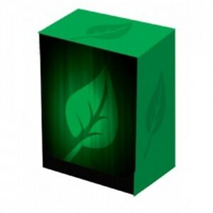 Deck-Box-Legion-LIFE-FEUILLE-pour-cartes-Pokemon-Yu-Gi-Oh-NEUF
