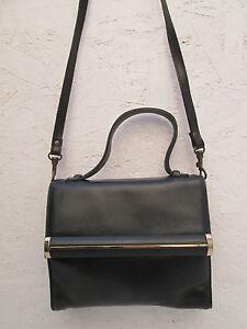 beg À Francesco Cuir t Biasia Authentique Bag Vintage Main Sac Z0qwx5W16f
