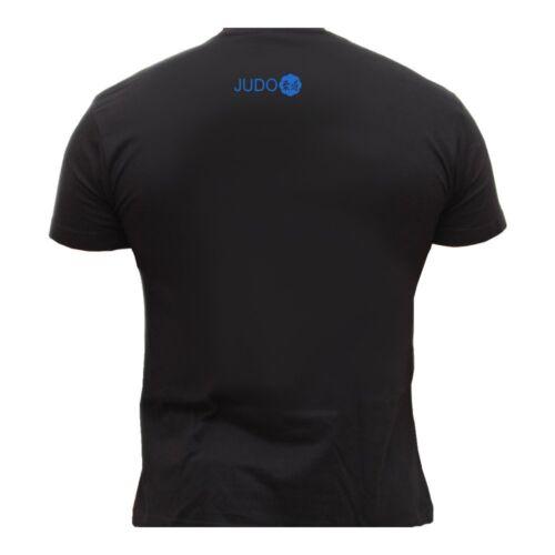 DIRTY RAY arts martiaux judo homme à manches courtes Herren kurzarm T-shirt K20C