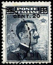 Colonie Egeo Rodi 1916 n. 8 - usato (m425)