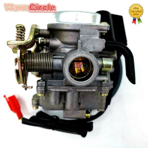 WOLF RX50 SCOOTER MOTORCYCLES 50CC GY6 CARBURETOR CARB NEW