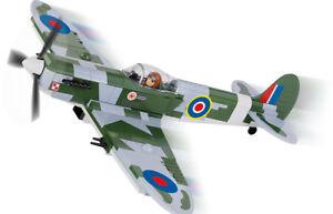 Blocs de construction avion avion de combat JET SUPER MARINE SPITFIRE MK vbi Jouet  </span>