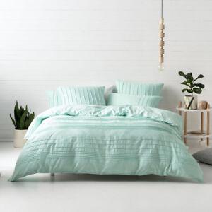 Deco-Linen-House-Cameron-Aqua-Double-Bed-Size-Duvet-Doona-Quilt-Cover-Set