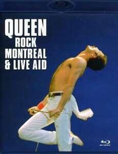 Queen-Rock-Montreal-amp-Live-Aiuto-Nuovo-Blu-Ray