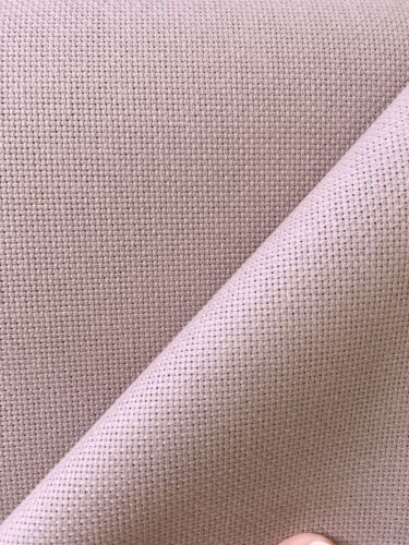 Zweigart Lavender 20 count Aida Extra Fine fabric 50 x 50 cm Fat Quarter