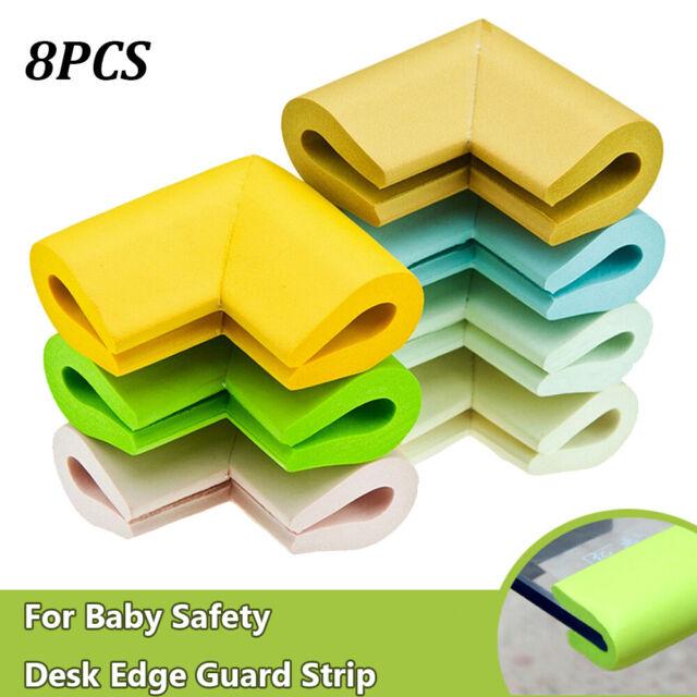 IKEA PATRULL CHILD SAFETY CORNER BUMPER WHITE OR BLACK SAFE GUARD SHARP CORNERS