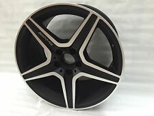 Amazing New 18u201d Amg Rims Wheels Fits Mercedes Benz C Class C300 C250 C350 Sport  Coupe