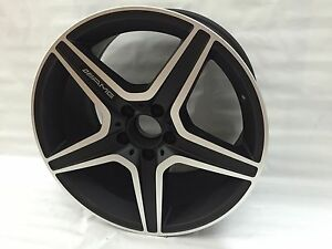 18 Rims Amg Wheels Mercedes Benz S Class S430 S500 S550 S400 S600