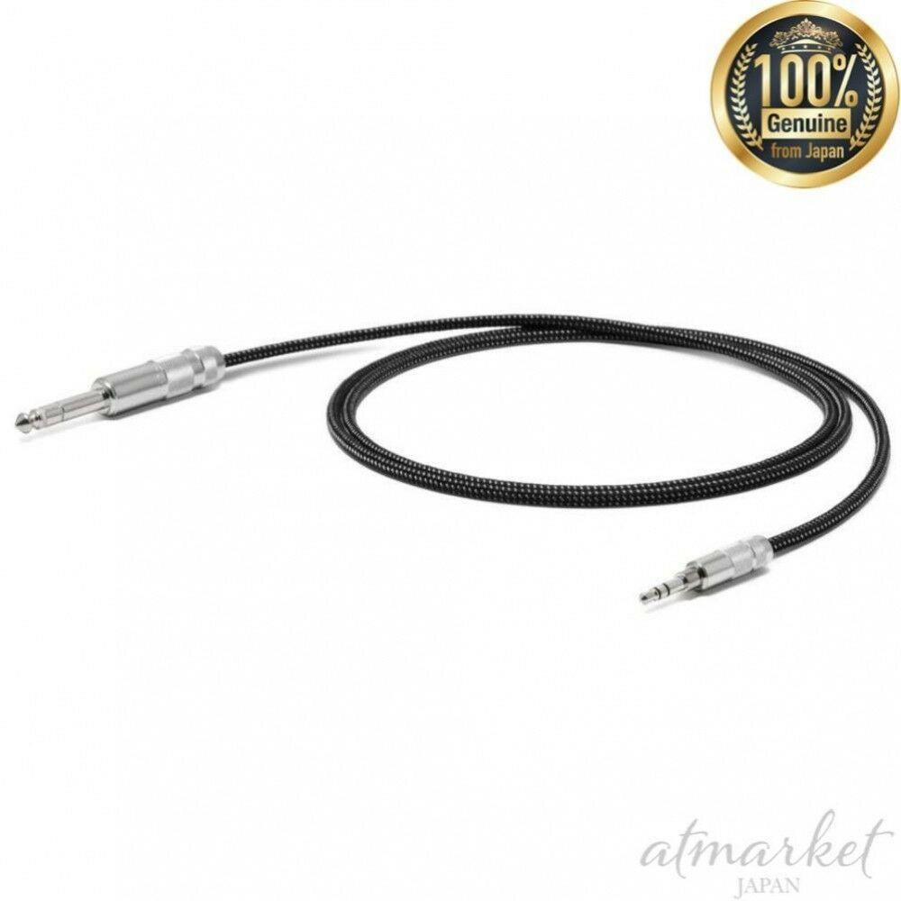 Oyaide HPSC-63 Elektrisch Kammer Kopfhörer Re-Cable Standard Mini Stecker 1.3 M