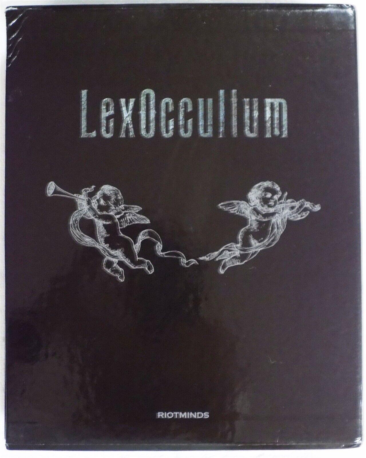 Riotminds historia alternativa granada de cohete propulsado lexoccultum (kickEstrellater Edition) Caja justo