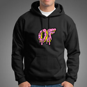 4939fc8b339b86 Image is loading Odd-Future-Dripping-Breast-Logo-Donut-Men-039-