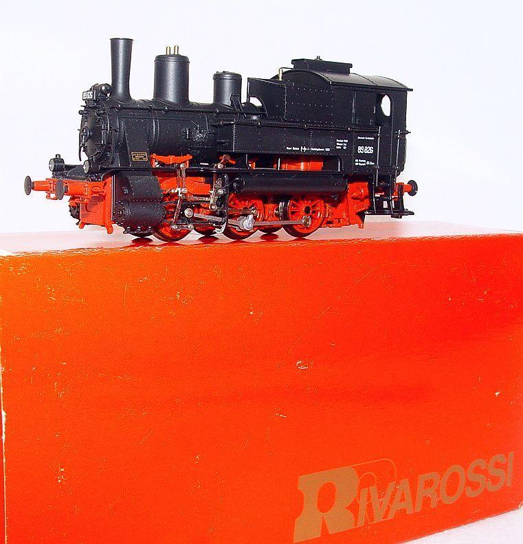 vendite calde Rivarossi HO 1 87 87 87 DR Deutsche Bundesbahn BR 89 826 Ssquadra LOCOMOTIVE 1950 MIB`95   la migliore selezione di