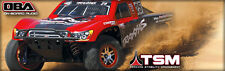 Traxxas Slash Ultimate TSM 4X4 VXL RTR Brushless SC Truck OBA Audio TRA6807724