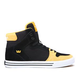 5eac5d28c1f1511d513db14f24eb56870 Golden skateboard Supra scarpe da 08044 Nuove 057 Vaider 8 Black White wX8nOPk0