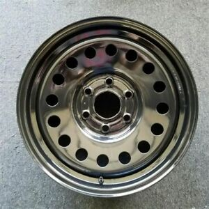 2016 Chevy Avalanche >> Details About 17 Inch 2007 2016 Chevy Avalanche 1500 Tahoe Oem Original Steel Wheel Rim 8072