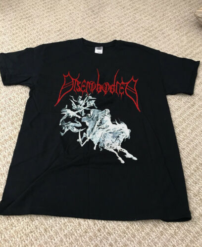 Disembodied rare Emperor rip shirt Undying Prayer For Cleansing Converge