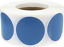 Circle-Dot-Stickers-1-Inch-Round-500-Labels-on-a-Roll-55-Color-Choices miniature 103
