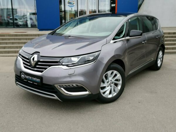 Renault Espace 1,6 dCi 130 Zen billede 1