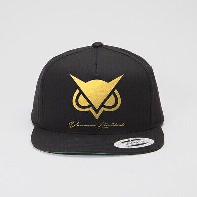 Vanoss Limited Youtube Flat Peak Cap Snapback Hat Cotton Adjustable For Kids