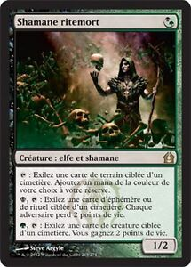 Shamane-ritemort-Deathrite-shaman-Magic-Mtg