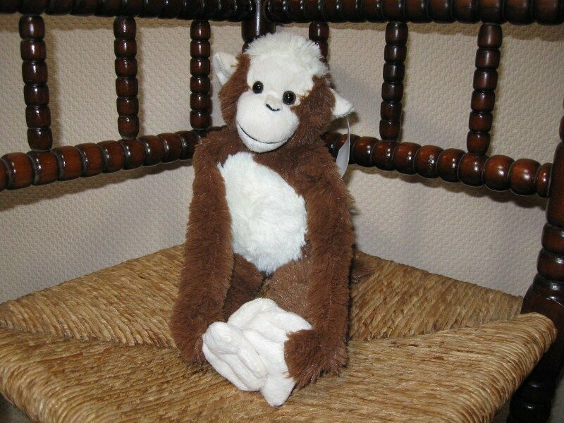 One Stop NCFS Holland Charity MONKEY Plush Toy