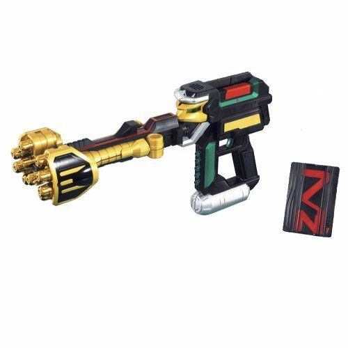 Dene DX Masked Rider Den-O Super Big Buster armed consolidated
