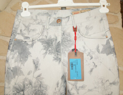 Pantalon Marque Étiqueté Taille Up Neuf Push 36 149€ Cigarette Effet Jocavi À rxqTawr7