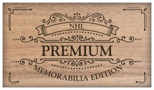 NHL-Hobby-Box-Premium-Memorabilia-Edition-1-item-per-box-Hockey-bay