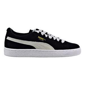 Puma Suede Jr Big Kid's Shoes Black