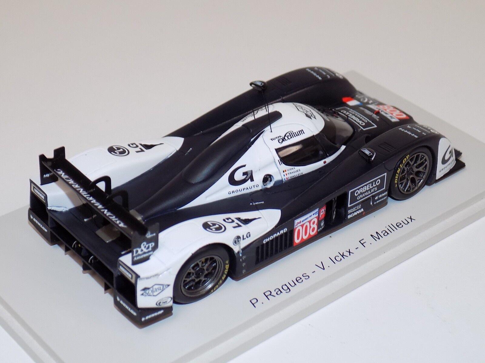 1 43 43 43 Spark Lola Aston Martin Car  H of Le Mans  S2559 facc88