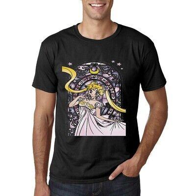 Sailor Moon T-Shirt Unisex Heavy Cotton Tee 1