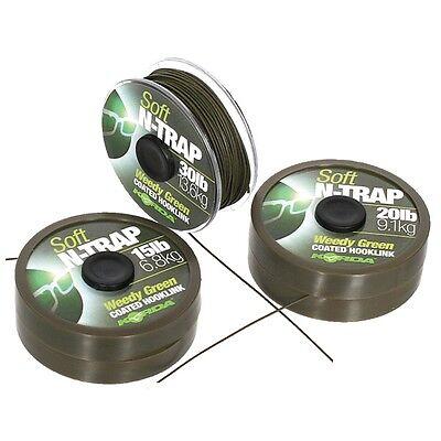 Nouveau vert pêche braid ligne stripper stripping tool for carp coarse fishing