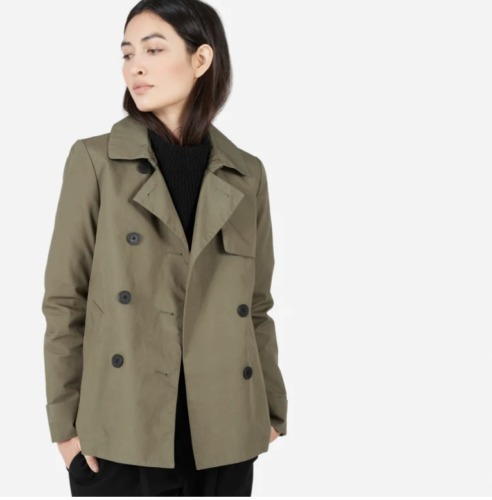 Everlane Swing Trench