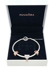 PANDORA Tribute to Mom Authentic Mother's Day Bracelet Gift Set ...