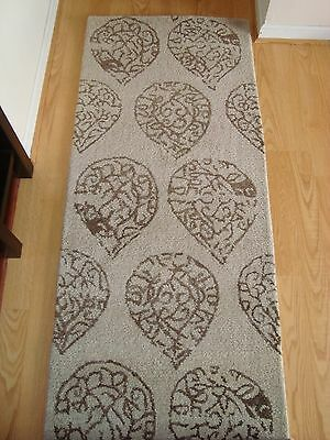 Teardrop Medallion Rug Runner Rug