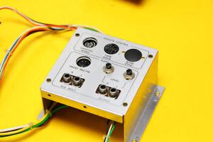 REVOX B77 MKI 2 Tracks REAR Panel RCA Connector Board POT Remote Control