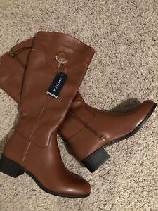 Nautica Women Boots Gallaway Style Side