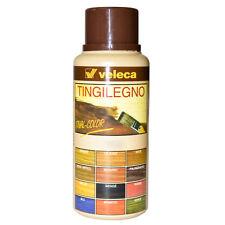 Veleca Tingilegno colore colorante per legno pittura trattamento concentrato