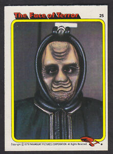 Topps-Star-Trek-The-Motion-Picture-1980-25-The-Face-of-Terror