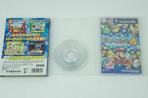 MARIO-PARTY-4-GC-Nintendo-Gamecube-From-Japan