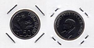 VATICANO-Papa-Giovanni-Paolo-II-50-Lire-1991-FDC