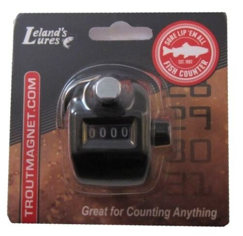 LELAND/'S LURES FISH COUNTER CRAPPIE POLE FISHING