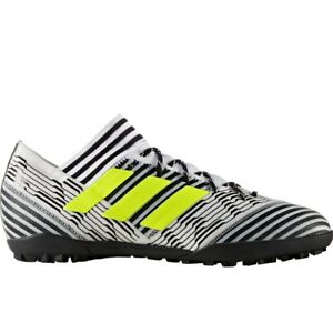 f5664920cc5b MENS Adidas Nemeziz Tango 17.3 TF Turf Soccer Cleats BB3658 White ...